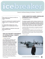 Download the Summer 2009 Icebreaker