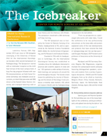Download the Summer 2013 Icebreaker