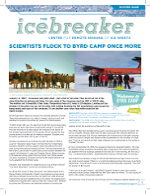 Download the Winter 2009 Icebreaker