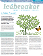Download the Winter 2011 Icebreaker